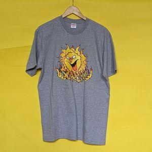 Supreme Sun T-shirt FW20